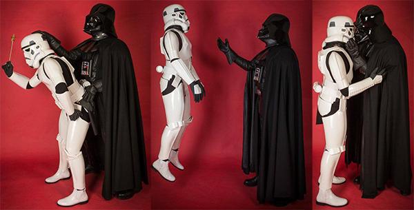 Mein Interview mit Darth Vader von der 501st Legion