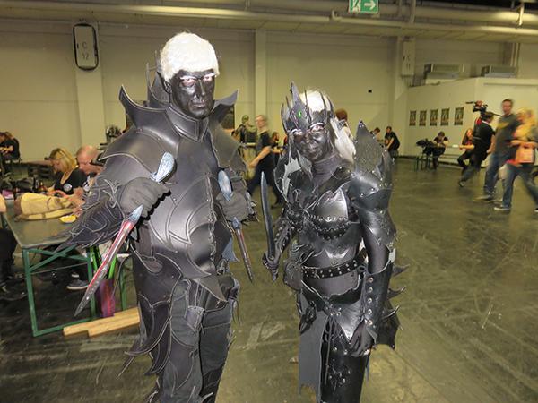 dunkelelfen cosplay