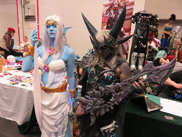 elfen cosplay