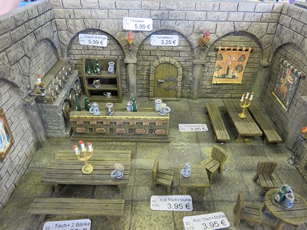 miniatur taverne