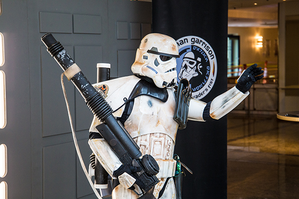 sandtrooper cosplay