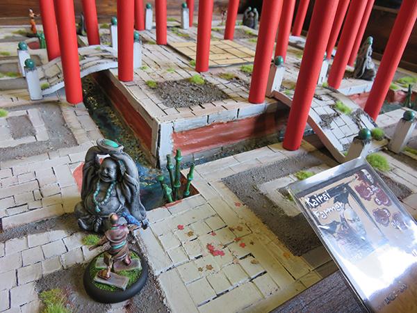 tempel skirmish