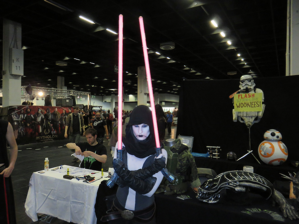 ventress cosplay