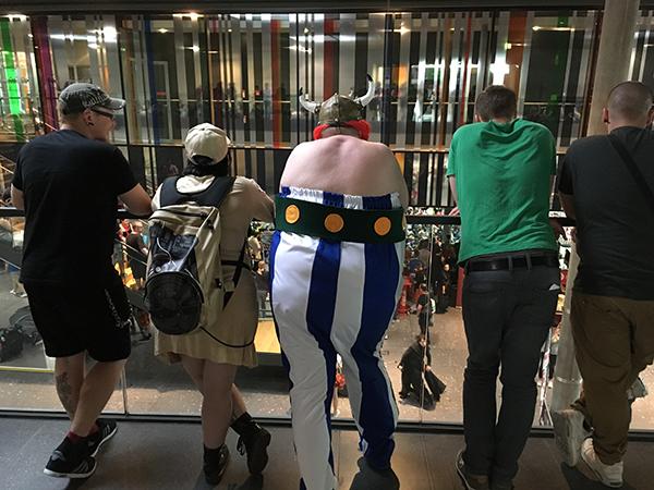 tschüss Comic Con