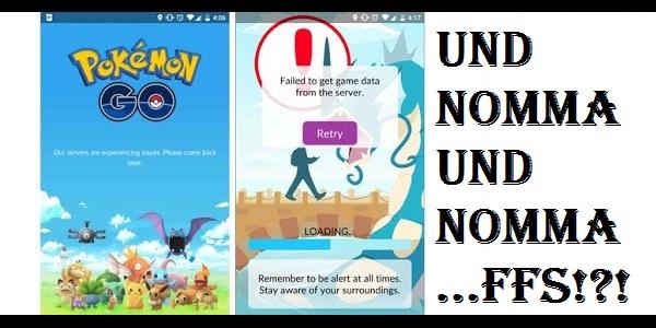 pokemon go abfuck