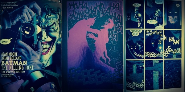 the killing joke comic