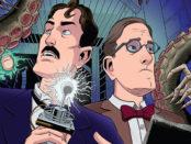 H.P. Lovecraft Nikola Tesla