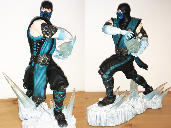 eiskalt von ebay gelootet sub zero von pop culture shock. Black Bedroom Furniture Sets. Home Design Ideas