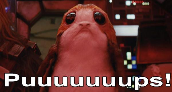 10 gute Gründe, warum Star Wars: The Last Jedi stinkt!